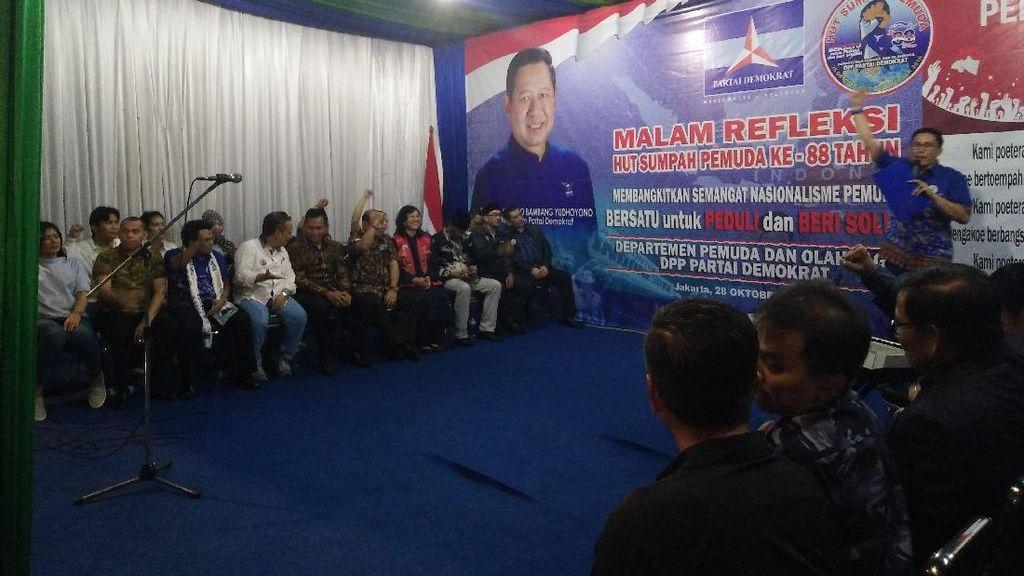 Agus Yudhoyono: Sumpah Pemuda Menyatukan Kita Semua!