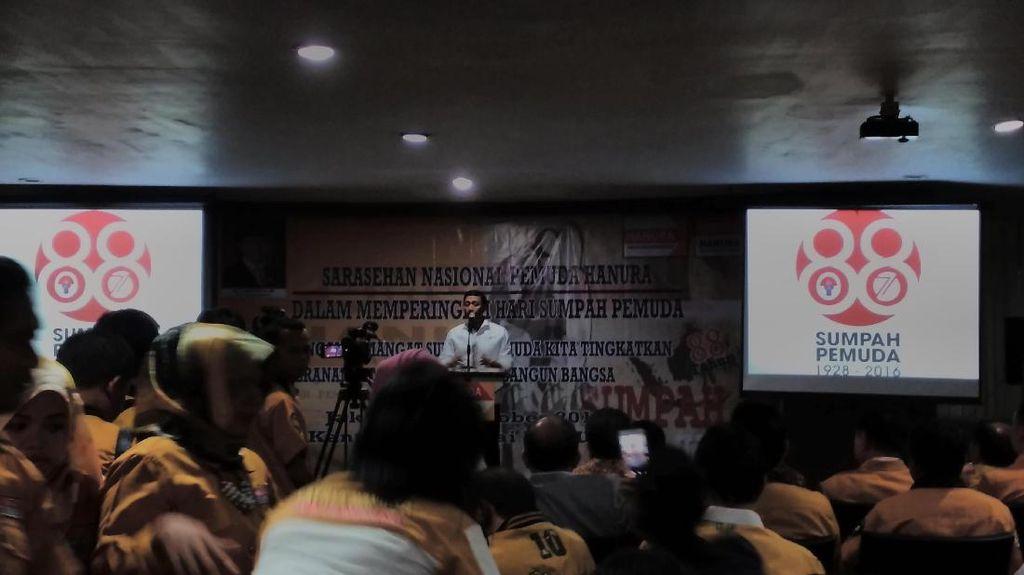 Peringati Sumpah Pemuda, Wiranto Ingatkan Kader Kenang Sejarah Perjuangan