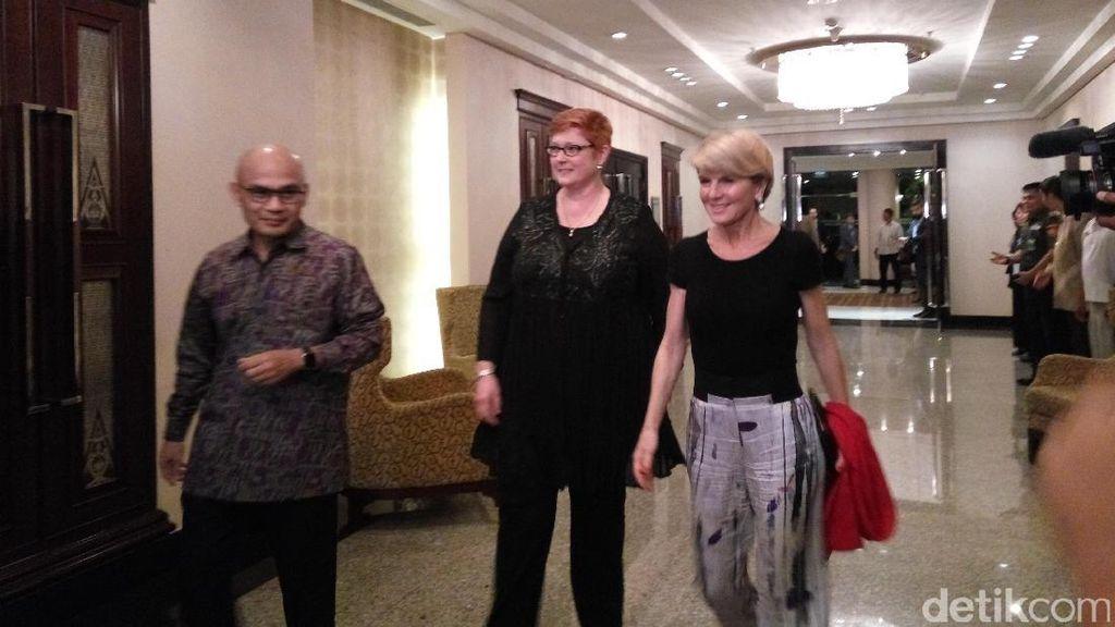 Pertemuan 2+2, Indonesia-Australia Sepakat Jalin Kerjasama Pertahanan