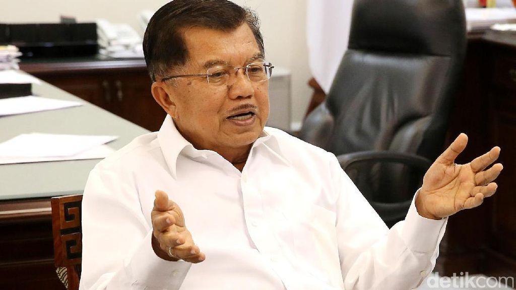 JK Bantah Ada Penguasa di Balik Kasus Dahlan Iskan