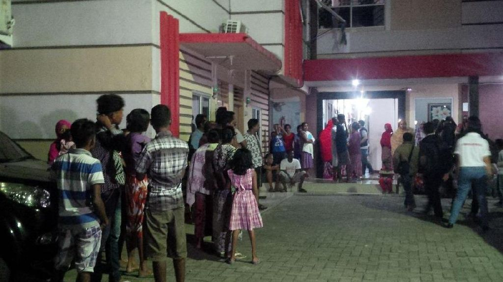 Tengah Malam, Imigrasi Medan Sidak ke Lokasi Penampungan WNA