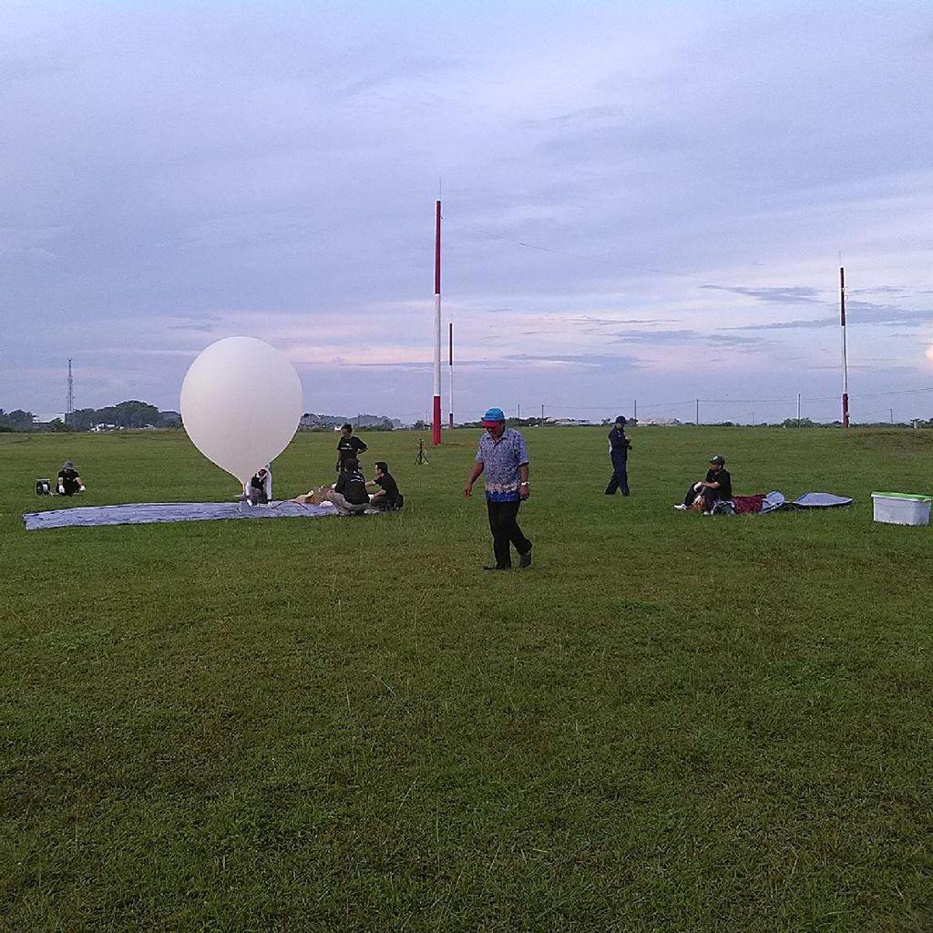 LAPAN Luncurkan Pesawat Tanpa Awak, Area Disterilkan Radius 50 Km
