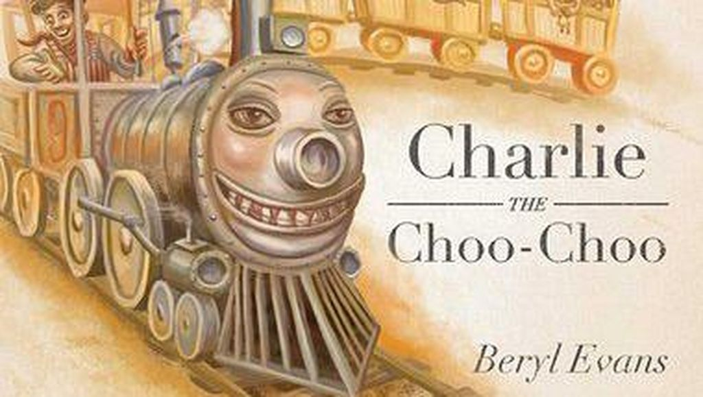 Stephen King Tulis Cerita Anak Charlie the Choo-Choo