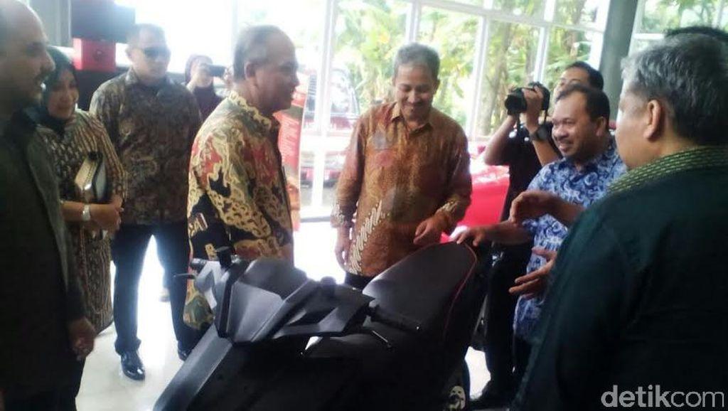 Motor Listrik ITS Siap Diuji 1.000 Km dari Jakarta-Bali