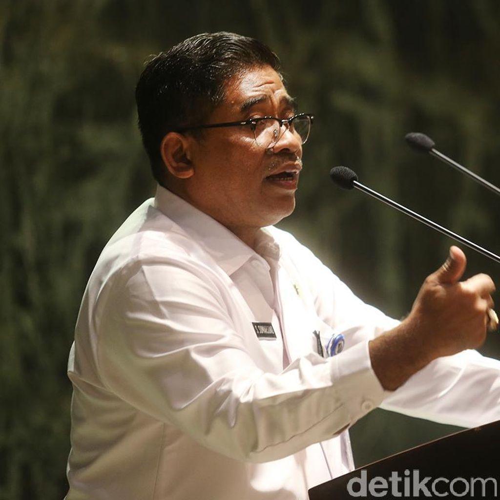 Plt Gubernur DKI Soni Bersedia Kompromi dengan DPRD Susun APBD