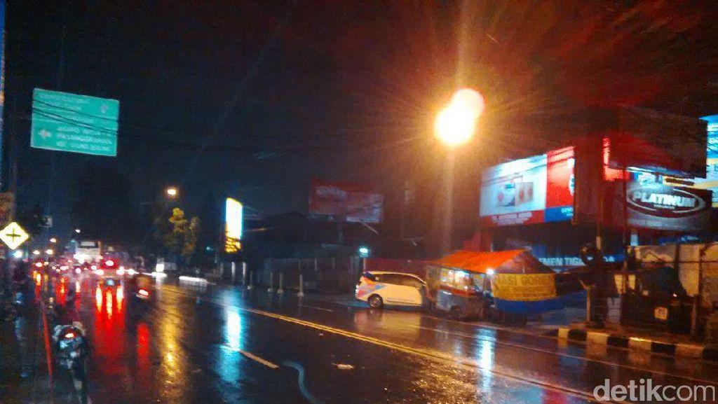 Jalan Soekarno-Hatta Macet karena Gedebage Banjir, Sebaiknya Pilih Jalan AH Nasution