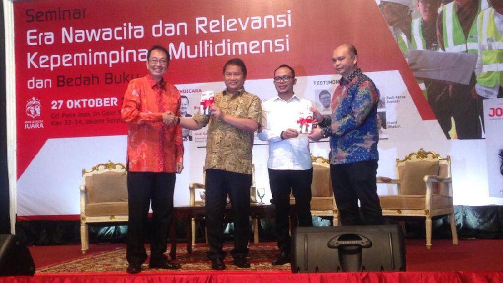Menteri Hanif: Pak Jokowi Beri Inspirasi untuk Semua Orang