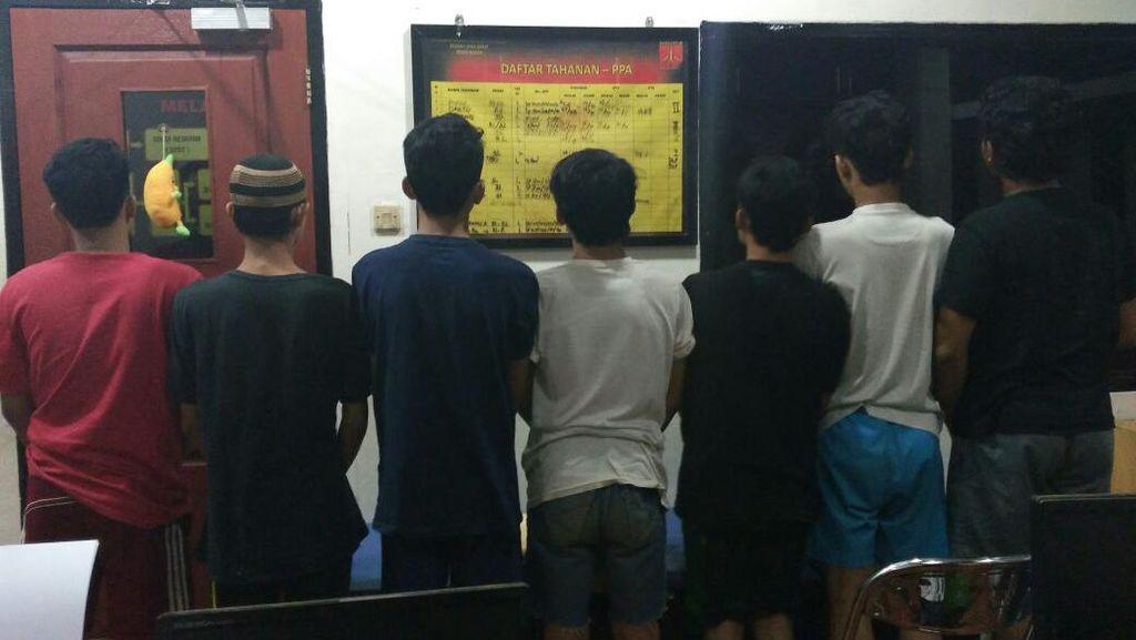 Polisi Tangkap 7 Pria yang Perkosa Siswi 14 Tahun di Kabupaten Bogor