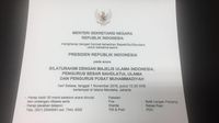 Presiden Jokowi Undang MUI, Muhammadiyah, dan NU, Apa yang Hendak Dibahas?