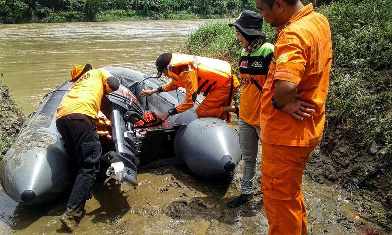 Satu Lagi Korban Jembatan Putus Di Sukabumi Ditemukan, 70 Km Dari Lokasi
