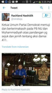 SBY Kumpulkan Pengurus dan Anggota Fraksi Demokrat di Cikeas Siang Tadi