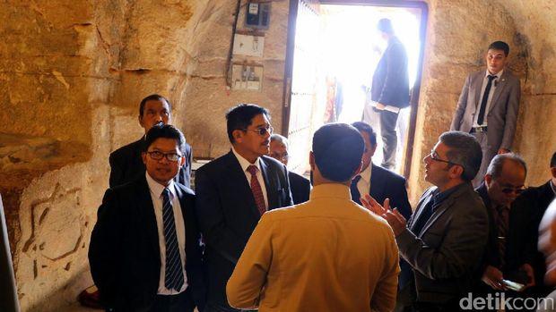 Kunjungi Yordania, Ketua MA RI Jalin Kerjasama di Bidang Peradilan