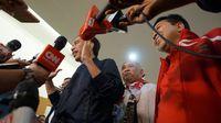 Jokowi bersama Ketua DPR Setya Novanto