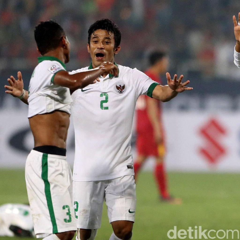 Unggul Agregat 4-3 dari Vietnam, Indonesia Masuk Final