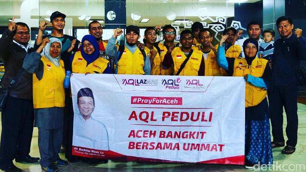 Menhub Apresiasi Maskapai yang Bantu Korban Gempa di Aceh