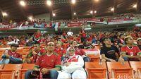Ketika Anies Baswedan Menjadi Suporter 'Merah Putih' di Thailand