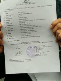 Habib Rizieq Kembali Dilaporkan ke Polisi
