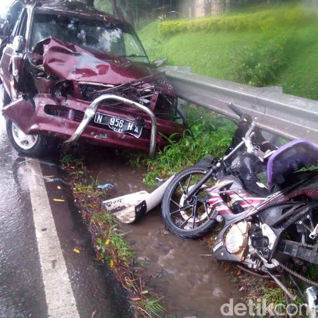 Kecelakaan Dahsyat Anak SMP dan Pelajaran Bagi Ortu