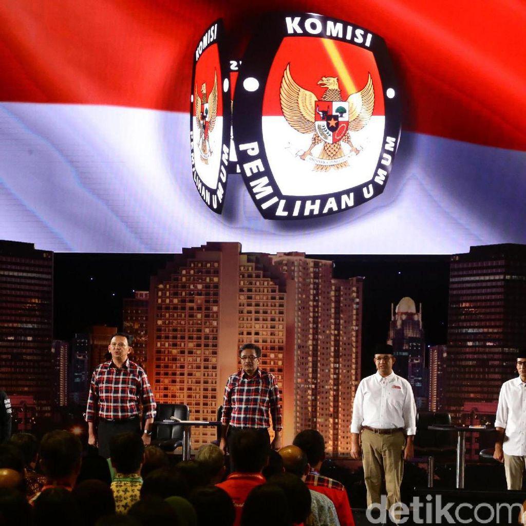 Siapapun Jawara DKI Nanti, Warga Hanya Mengerti Janji Itu Amanat
