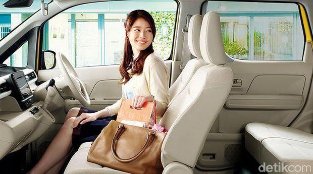 Buat Orang Jepang Mobil Seperti Honda CR-V Kebesaran