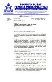 PP Pemuda Muhammadiyah: Tak Boleh Pilih Calon Pemimpin Berkasus