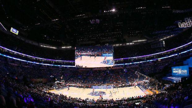 Ini Dia Lokasi Para Bintang NBA Bertarung