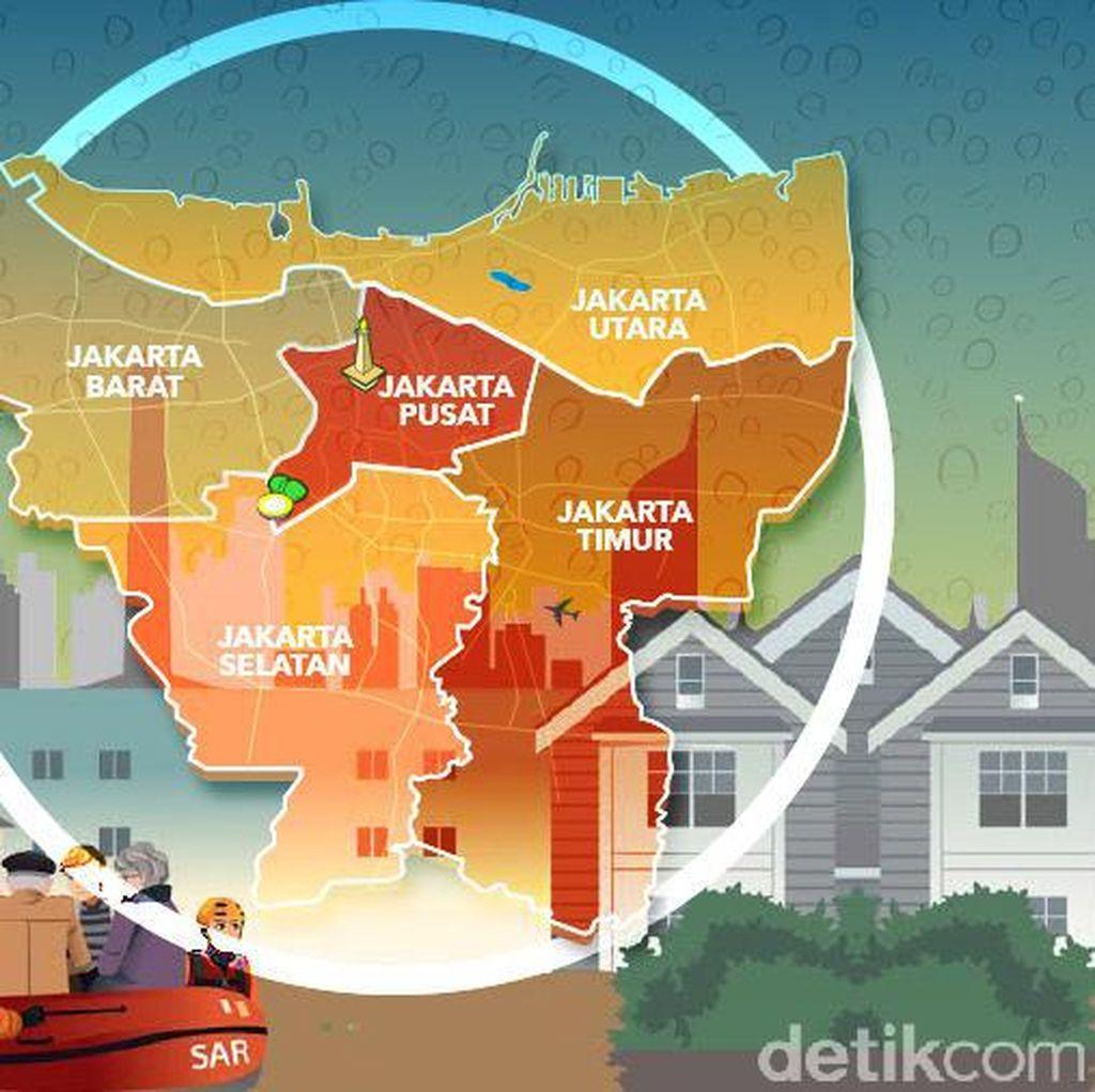Begini Caraku Membenahi Banjir Jika Menjadi Pemimpin Jakarta!