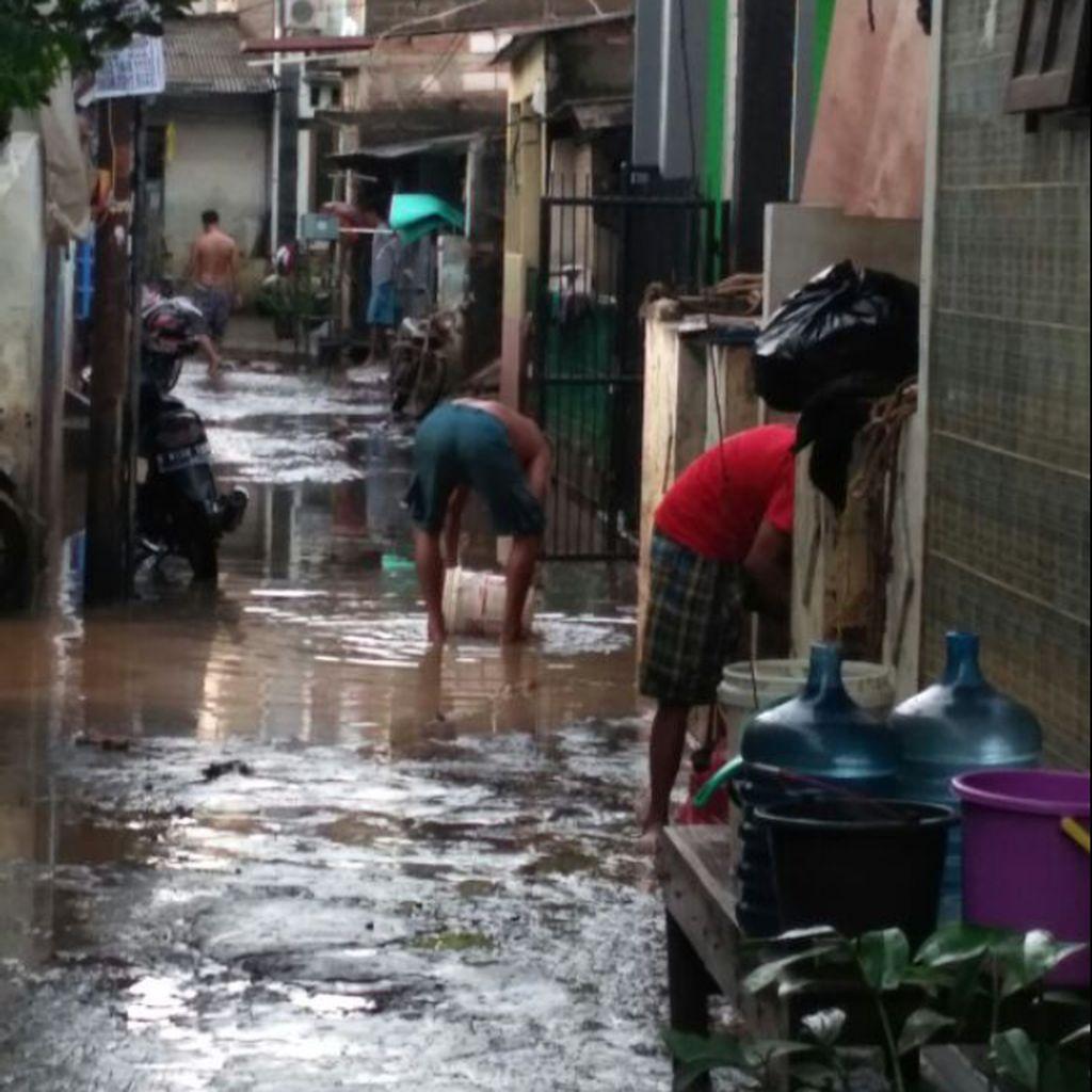 Resiko Banjir Jakarta di Musim Pilkada