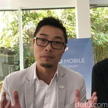 Ini Alasan DJI Buka Toko Terbesar se-Asia Tenggara di Indonesia