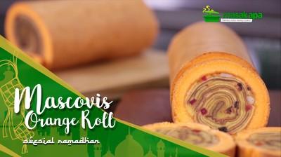 Mascovis Orange Roll