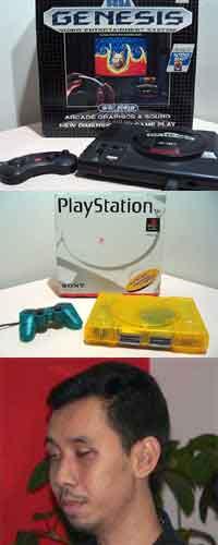 Video Game dari Generasi ke Generasi (2)