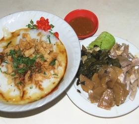 Bubur Ayam Cianjur Vs Sukabumi
