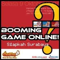 Ayo Rek... Membedah Booming Game Online di Surabaya