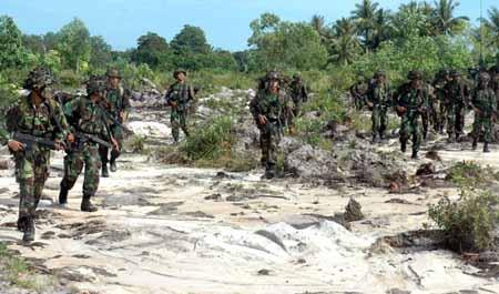 TNI Rebut Singkawang
