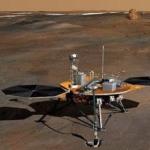 Robot Temukan Air di Planet Mars