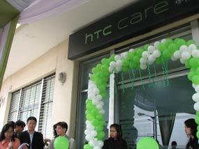 HTC Buka Service Center di Indonesia