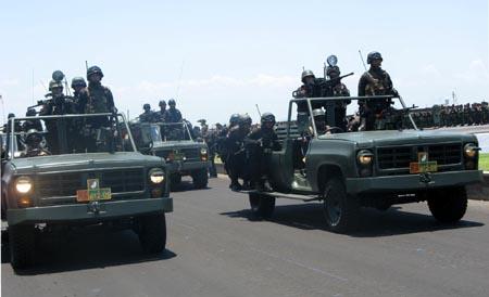 Parade Mesin Perang TNI