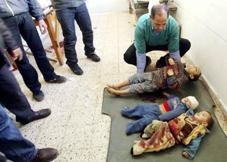 Derita Anak-anak Palestina