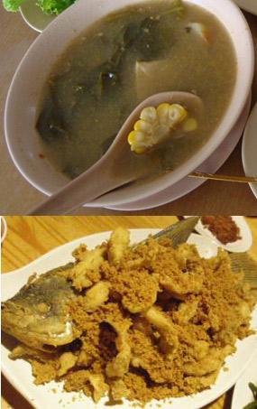 Hidangan Sunda Lesehan, Raos Pisan!