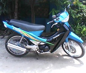 Bore Up Kawasaki Blitz