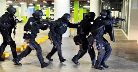 Latihan Antiteror Terbesar Singapura