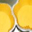 Yang tak boleh ketinggalan untuk membuat roti adalah cetakan-cetakan mungil seperti ini. Ada yang berbentuk bunga seperi ini, ada pula yang bulat dan berbentuk segi empat.
