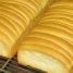 Wah ini dia yang ditunggu-tunggu, akhirnya roti-roti mulai matang dan dikeluarkan dari dalam oven. Roti sisir ala Pasuruan yang seperti bantal pun terlihat menggoda mata. Jadi gak sabar mau mencobanya nih!