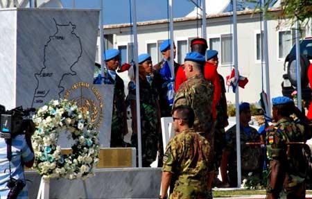 Peringatan Hari Perdamaian Internasional
