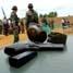 Lomba tembak ini menggunakan pistol FN 46 dengan peluru berkaliber 9mm. (Nugroho Tri Putra).