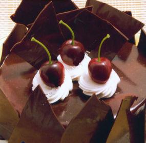 Resep Rahasia Black Forest Cake & Sachertorte