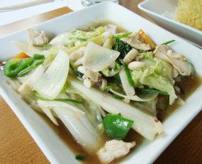 Cap Cay Kuah, Sehat dan Kaya Nutrisi!