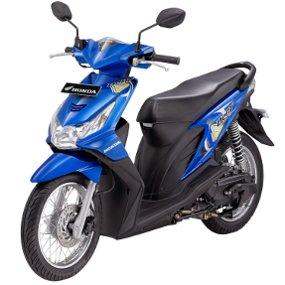 Honda New BeAT Mulai Rp 12 Juta Pas