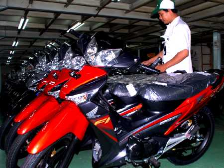 Wajah Baru Honda Revo dan Supra X