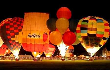 Festival Balon Udara Indonesia